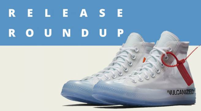 1bdf1abc959d4c Release Roundup  Sneakers You Need to Check Out This Weekend. By Michael  Conway