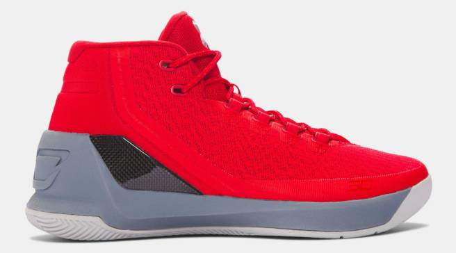 ed2656c5 The Under Armour Curry 3 Is Heating Up