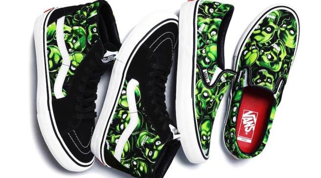 a2762d14ee Supreme s  Skull Pile  Vans Release This Thursday