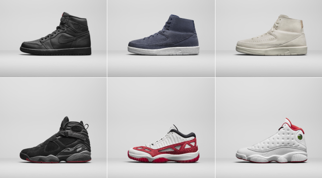 00971f1d566d Jordan Brand Previews Fall 2017 Air Jordan Retros