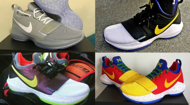dafd2e9866 The 50 Best NIKEiD PG 1 Designs