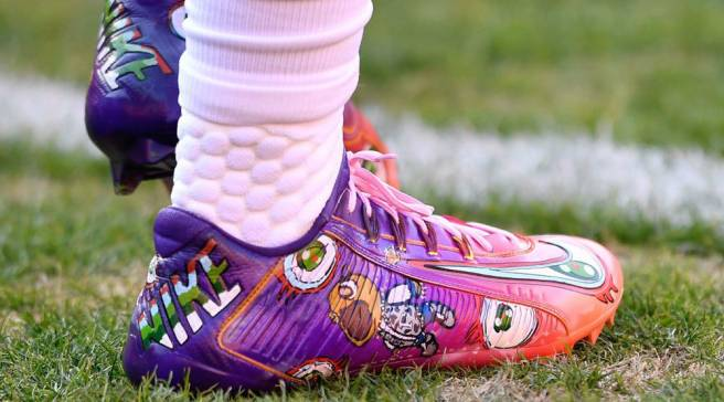 f0f5b7daa3f The NFL May Now Fine Teams for Cleat Violations