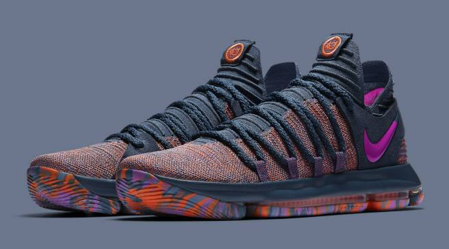 KD s All Star Sneakers Are Ready For Santa Monica b27af8edb