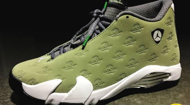 big sale e95b6 baa8e Oregon Rewards Basketball Team With Exclusive Air Jordans