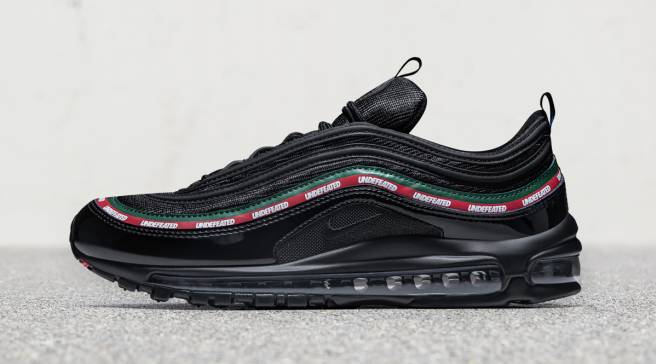 09f7eb99ae4 Undefeated x Nike Air Max 97s Release This Week