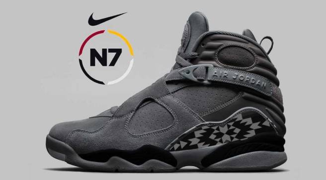 sports shoes 49d54 9b115 Is an Air Jordan 8 Retro  N7  Releasing Later This Year