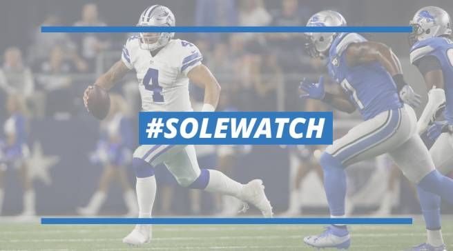 84bfde797f1  SoleWatch  Dak Prescott Leads Cowboys to Victory in Yeezy Cleats