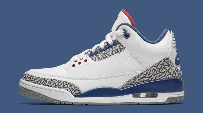 080731f48ca5a6 Nike Is Selling  True Blue  Air Jordan 3s Early