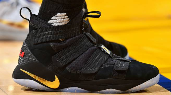 697bbb7db1a  SoleWatch  LeBron James Debuts New Soldier 11 in Game 2