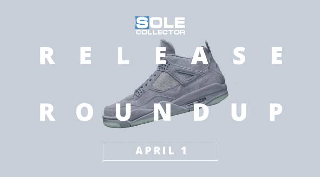 new concept f4481 ce58f Release Date Roundup The Sneakers You Need to Check Out this Weekend