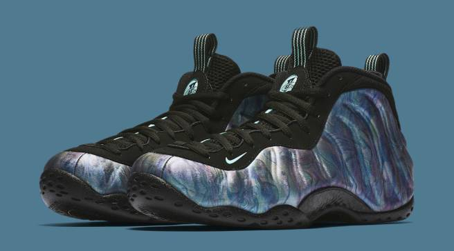 Nike Air Foamposite One PRM Abalone Arriving ... KicksOnFire