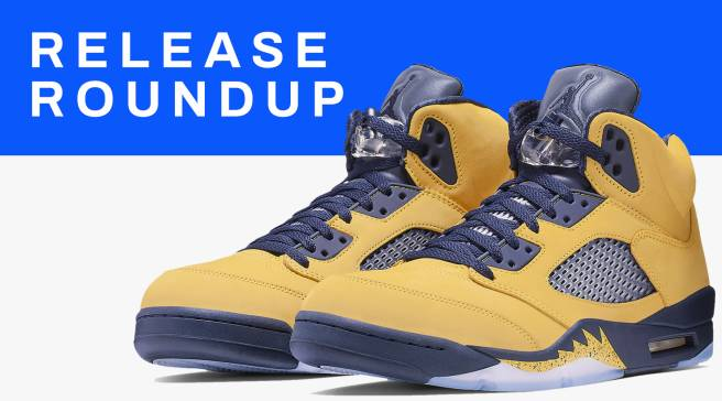 brand new bb1a3 e83eb Release Roundup  Sneakers You Need To Check Out This Weekend