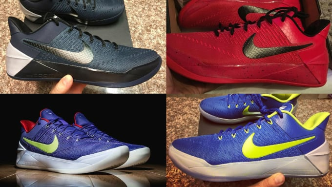 ... authorized site 06a0e f4e8c See how Kobe fans are customizing the  Mambas latest. ... cf2d89303