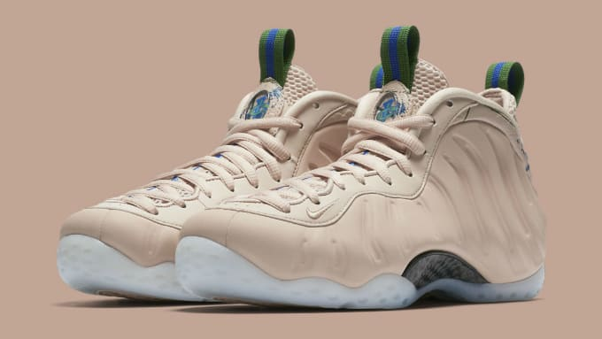 85821938c58 ... where can i buy nike womens air foamposite one particle beige 3247f  7163f ...