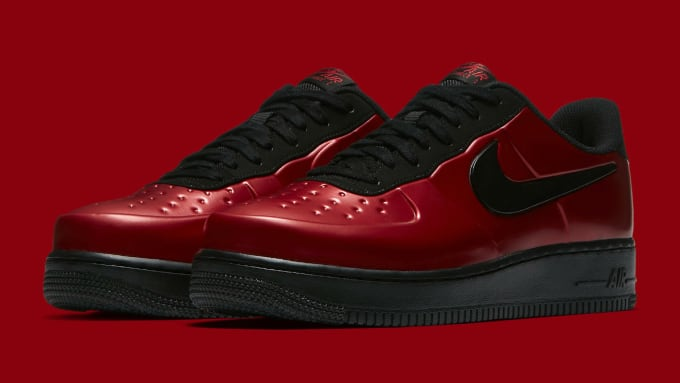 4211892cc02 ... best price nike air force 1 foamposite pro cup gym red 675ae e5634 ...