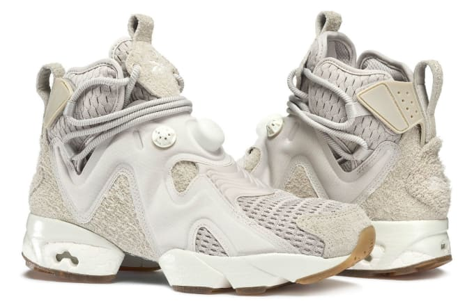 18ebb895666e89 Follow this Sneaker 372a6  new arrivals ec5c6 Rapper Future attends Future  + Reebok Pluto Shoe Release at Jeffrey on November ...
