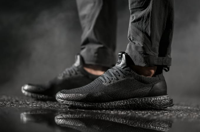 2c041bedac0 closeout adidas ultra boost 3.0 triple black on feet 69511 0fea9  coupon  code for haven x adidas ultra boost releasing on april 1. 9ed1a 92e0c