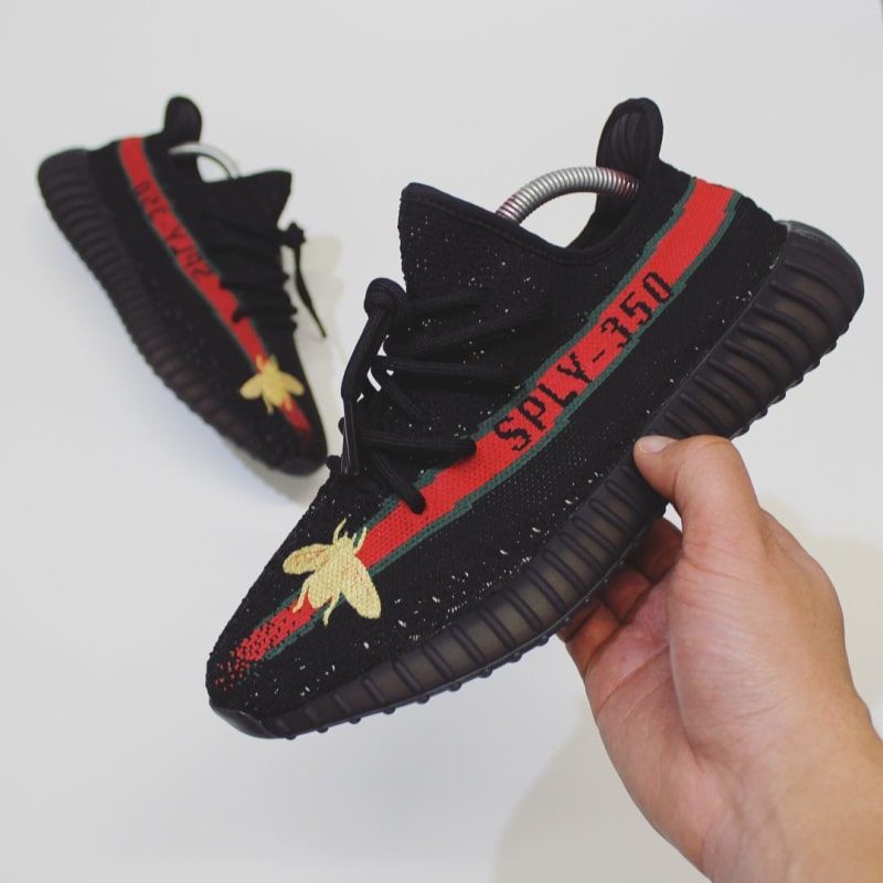 adidas yeezy 350 boost gucci men