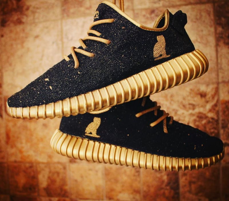 LADIES WOMENS TRAINERS FITNESS YEEZY INSPIRED GYM
