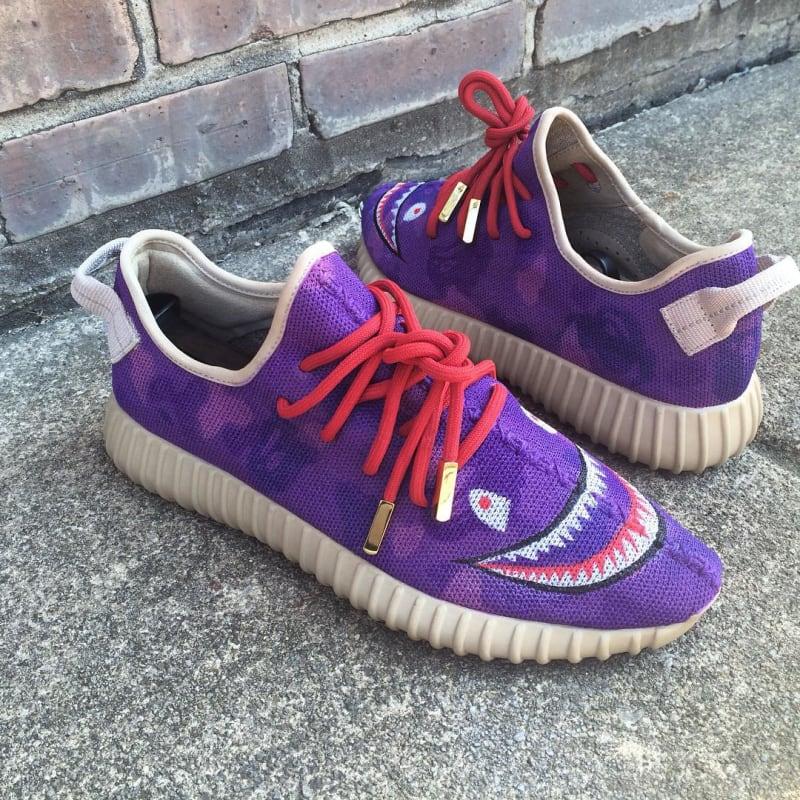 Purple Bape By VAB