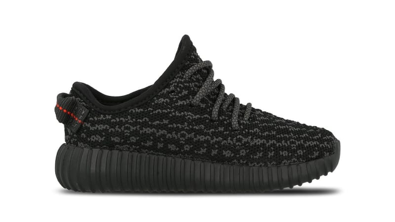 Adidas Yeezy 350 Boost Infant \u0027Pirate Black\u0027