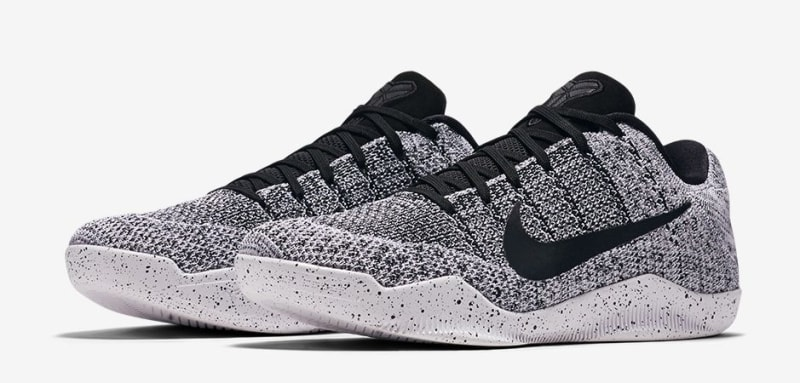 Weekend Discount - Nike Kobe XI Elite Low 11  Oreo White 822675-100