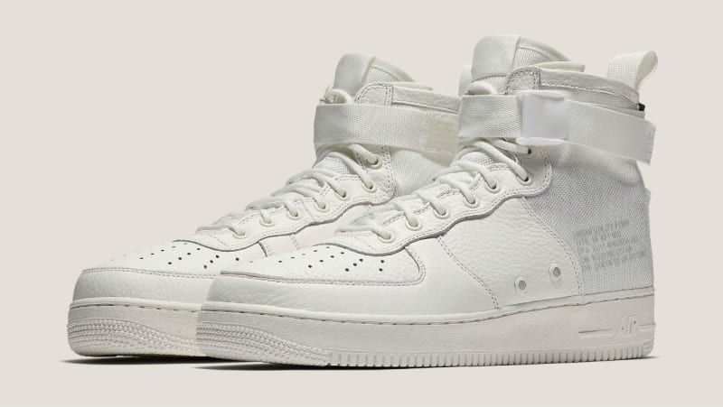 Nike Air Force 1 MID SF Special Field White Ivory AF1 AA6655-100 Buy