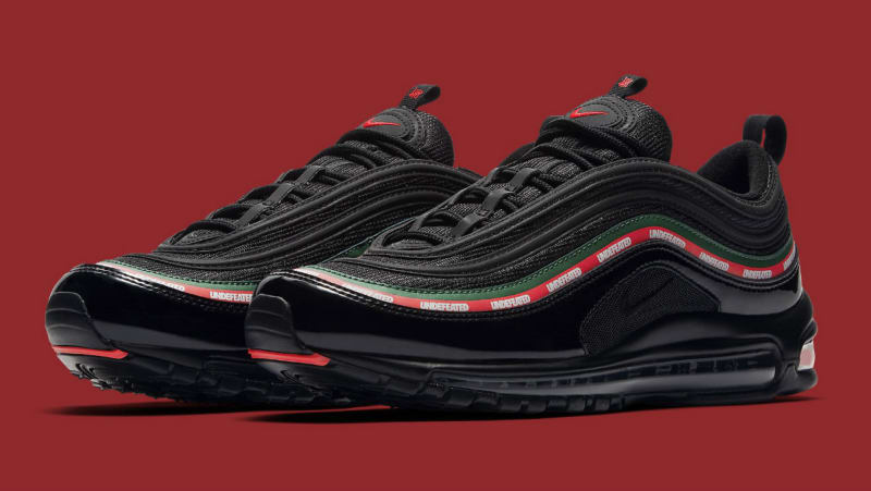 A Closer Look at the UNDEFEATED X Nike Air Max 97 Collab