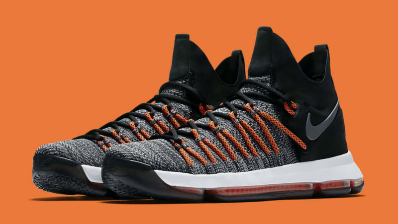 New Kd Black Orange And Grey  16068259b6