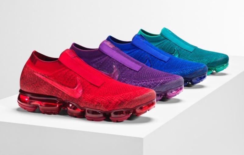 Nike Air Vapormax Colors