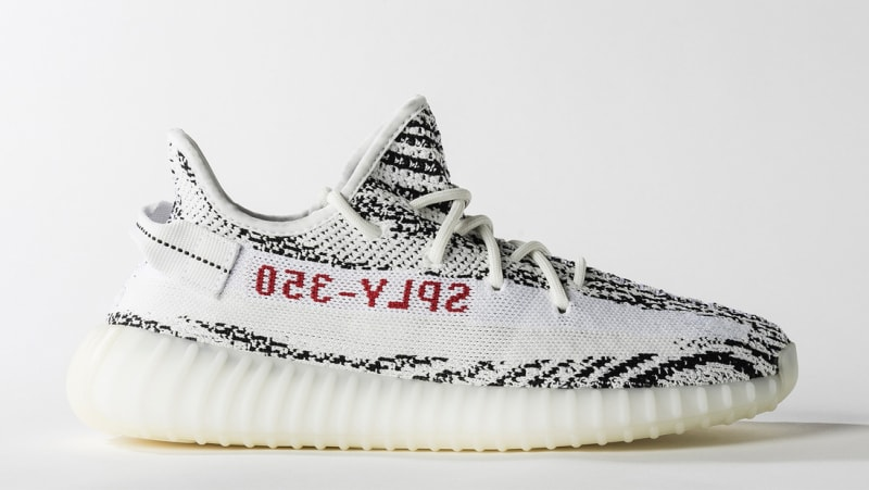 Adidas Yeezy Boost 350 v2 White/Black vs. Copper/Black