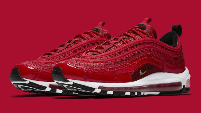 red nike shoes air max 97 release