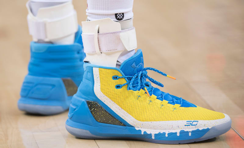 The Tech You Can Expect on the Under Armour Curry 3