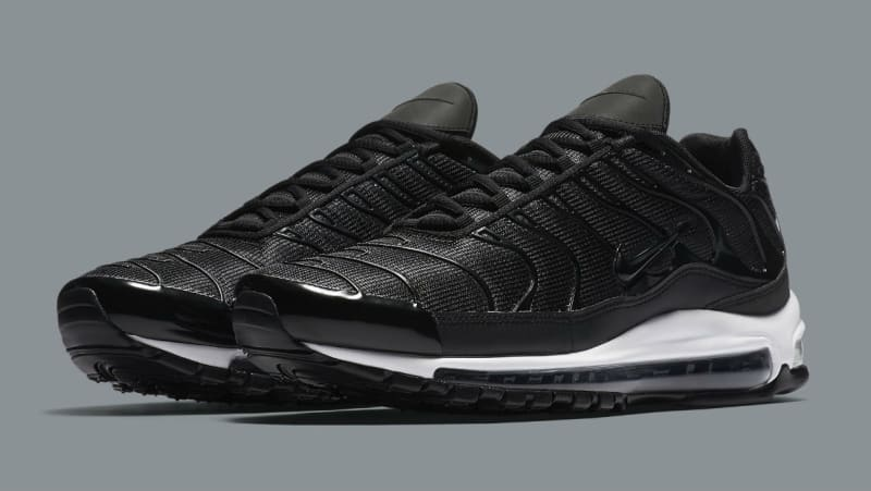 Release Date: Nike Air Max 97 Plus Black White • KicksOnFire