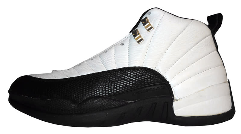 Best For Sale Designer Air Jordan 12 Black White yqkotquz8