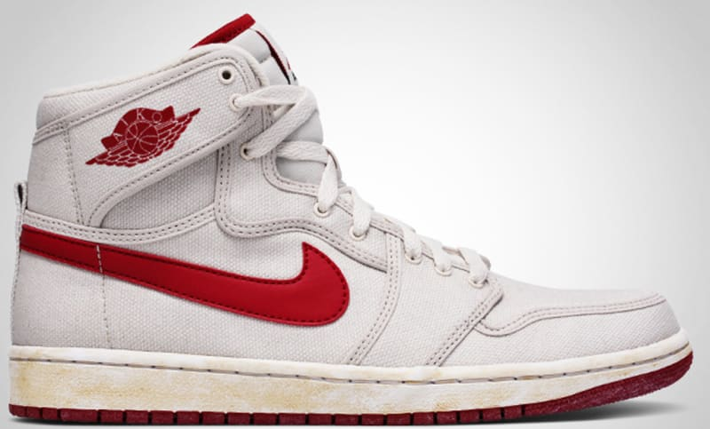 types of air jordan 1