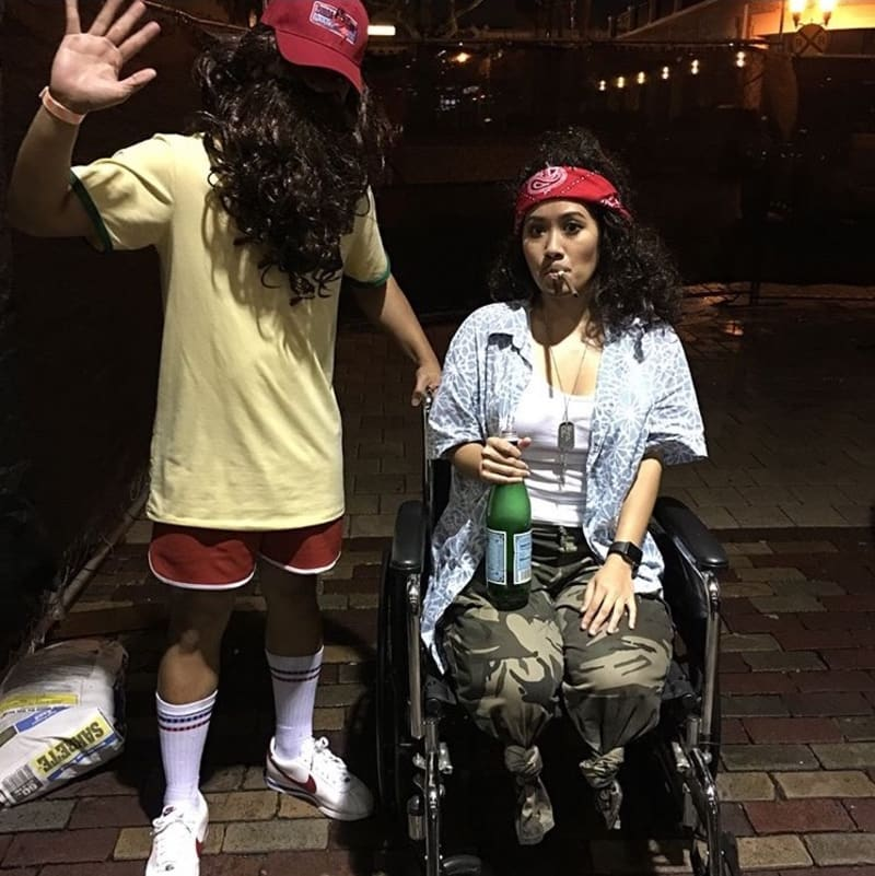 forrest gump and lt dan