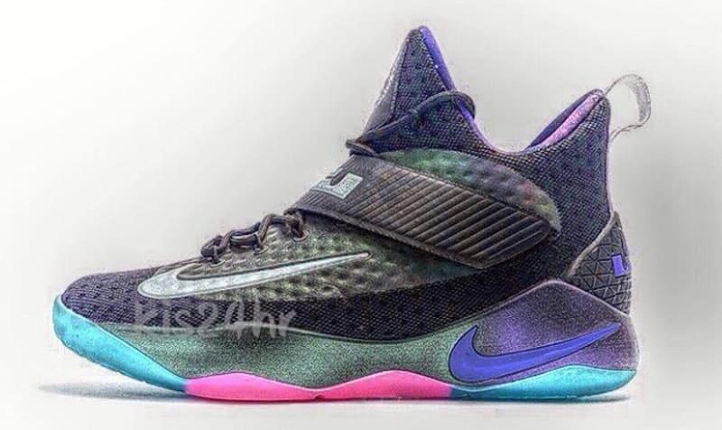 LeBron James Nike Signature Sneaker History