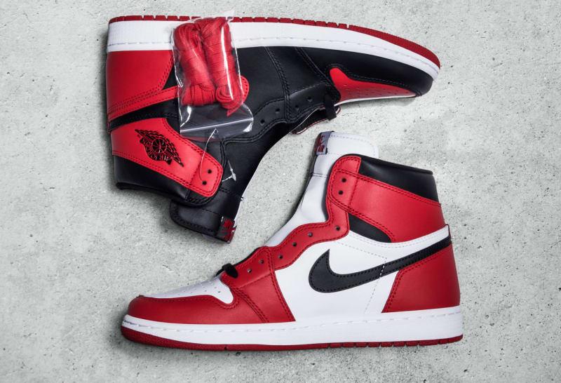 Giày Nike Air Jordan 1 Retro High OG Homage to Home - tinh hoa từ một huyền thoại