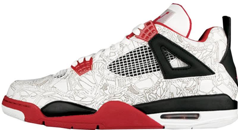 Air Jordan 4 \u0027Laser\u0027