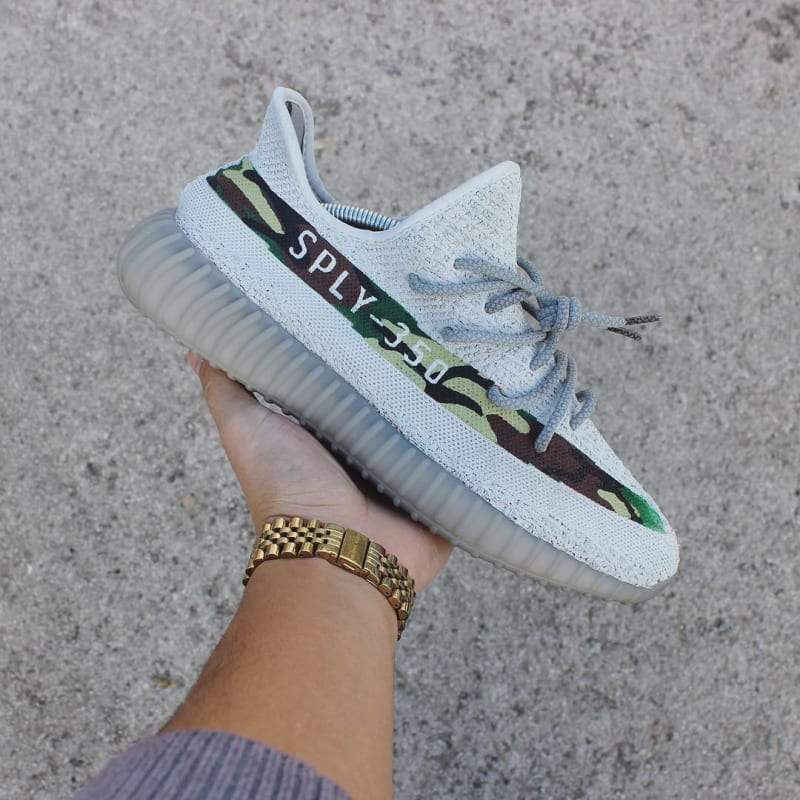 Buy cheap Online adidas yeezy boost 350 v2 Green,Fine Shoes