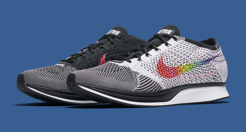 the latest 44706 e40bb Be True Nike Flyknit Racer 902366-100 Release Date   Sole Collector.