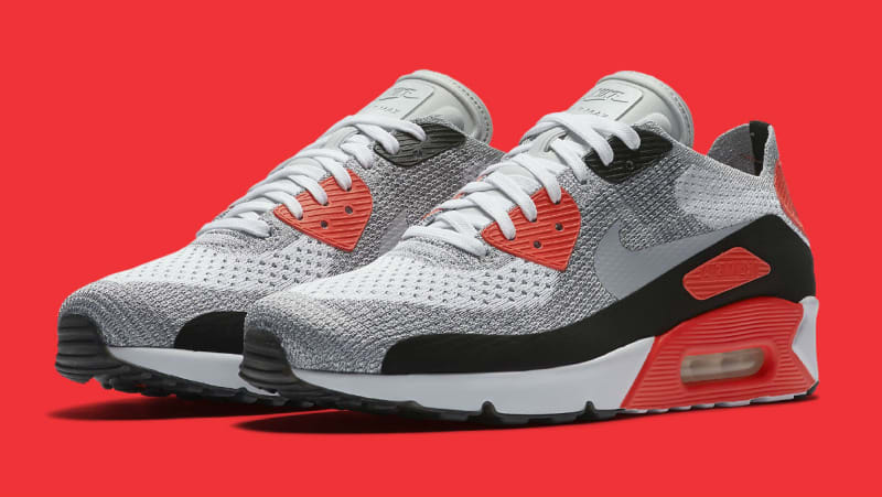 air max ultra flyknit infrared