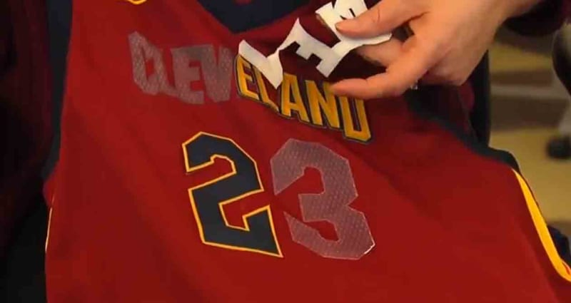 Nike NBA Jerseys Reportedly Peeling | Sole Collector