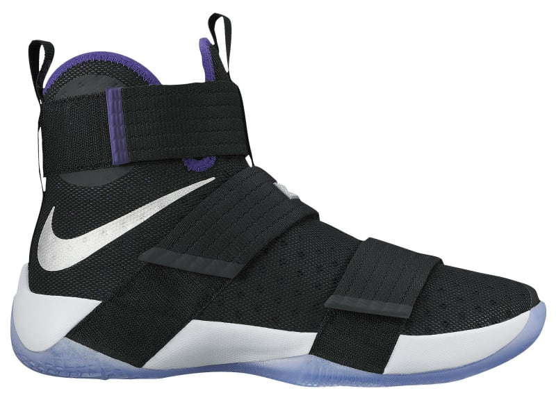 LeBron James Could Wear These Shoes in Space Jam 2. This Nike LeBron  Soldier 10 sports a familiar look.