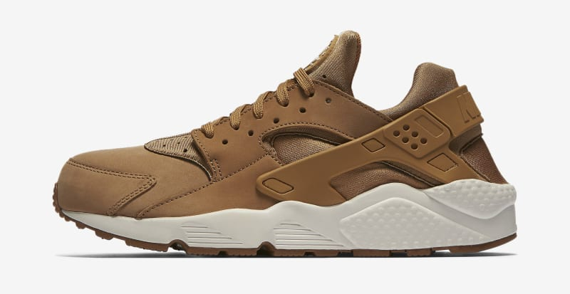 e817b01ac921 Nike Wheat Sneakers Sole Collector  Nike Air Huarache ...