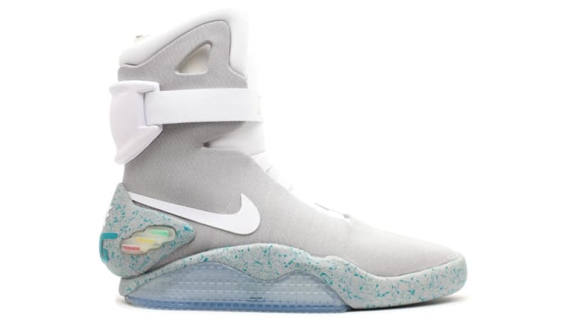 nike mag charity parkinsons research money raised
