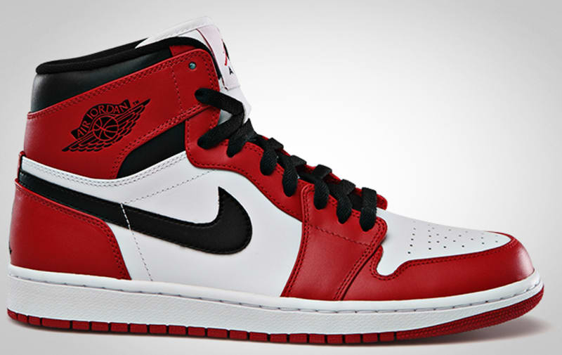 air jordan 1 og colors