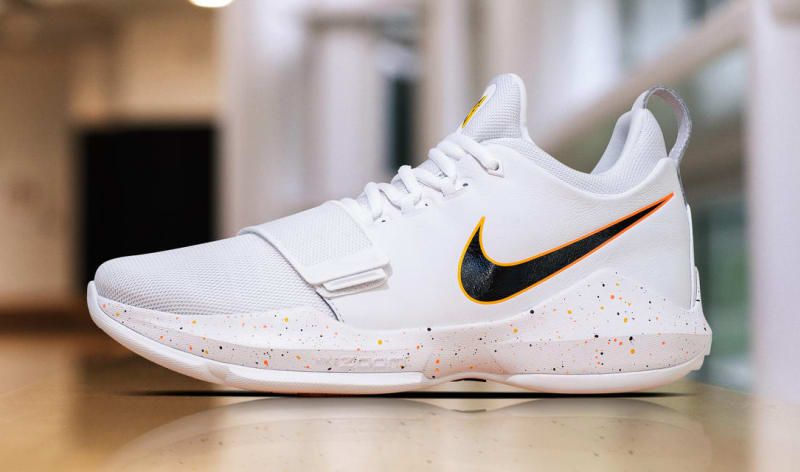 Nike Zoom PG Lightest 1 Retail Pacers Create PE