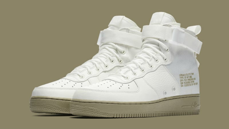 Nike Air Force 1: 25th Anniversary Party Exclusive Hip Hop News